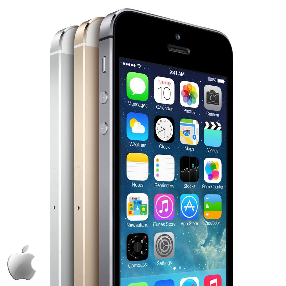 Apple iPhone 5S 16gb Zilver / Wit