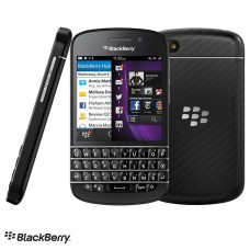 Blackberry Q10 Zwart