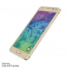 Samsung Galaxy Alpha Zwart