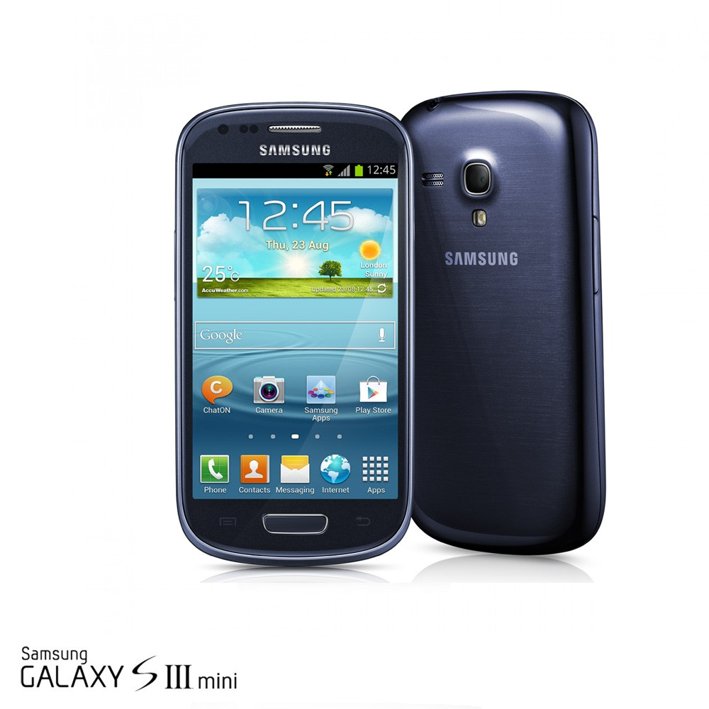 Samsung Galaxy S3 Mini Blauw