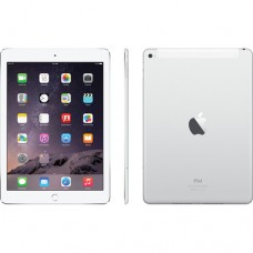 Apple iPad Air 2 WiFi + Cellular 16GB Silver / Wit