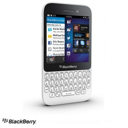 Blackberry Q5 Wit