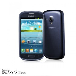 Samsung Galaxy S3 Mini Blauw