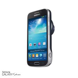 Samsung Galaxy S4 Zoom Zwart